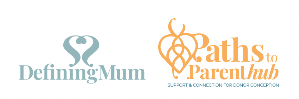 DefiningMum_and_Paths-to-Parenthub logo